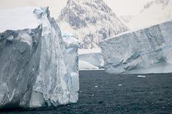 Cementerio del iceberg Fotografía de archivo