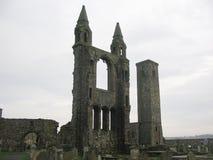 Cementerio del St Andrews Imágenes de archivo libres de regalías