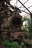 Cementerio del tren, Trípoli, Líbano Fotos de archivo