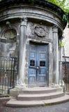 Cementerio Edimburgo, Escocia de Greyfriars Kirkyard fotografía de archivo libre de regalías