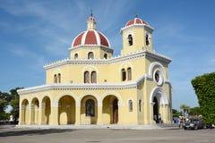 Cementerio La Habana de los dos puntos Fotografía de archivo