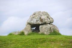 Cementerio megalítico de Carrowmore Foto de archivo libre de regalías