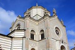 Cementerio monumental, Cimitero Monumentale, Milán Foto de archivo libre de regalías