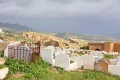 Cementerio musulmán fotos de archivo libres de regalías