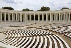 Cementerio nacional de Arlington - auditorio Imagen de archivo libre de regalías