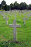 Cementerio Pécs Foto de archivo libre de regalías