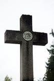 Cementerio principal Mirogoj, detalles, Croacia, 37 de Zagreb Imágenes de archivo libres de regalías