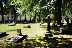 Cementerio viejo Imagenes de archivo