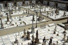 Cementerio viejo, Florencia, Italia Imagenes de archivo
