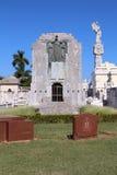 Cementeriode Cristà ³ bal Colà ³ n - Havana, Cuba Stock Foto's