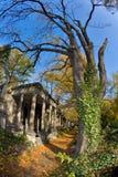 cementery żydem Zdjęcia Stock