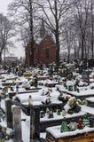 Cementery стоковые изображения