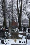 Cementery стоковые фотографии rf