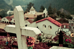 Cementery Royalty Free Stock Photo