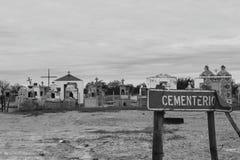 Cementery Στοκ Φωτογραφίες