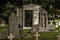 Cementery Στοκ εικόνα με δικαίωμα ελεύθερης χρήσης