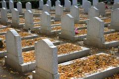 Cementery Royalty-vrije Stock Afbeeldingen