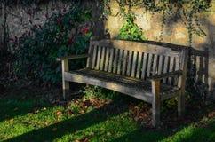 Cementery dans Blunsdon image libre de droits