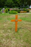 Cementery Stock Image