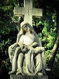 Cementery mallorca fotografering för bildbyråer