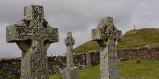 Cementery velho Imagem de Stock
