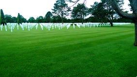 Cementery von Amerika Stockfoto
