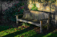 Cementery w Blunsdon Obraz Royalty Free