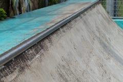Cementfjärdedelrör Fotografering för Bildbyråer