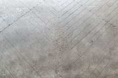 Cementgolv Royaltyfri Bild