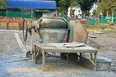 Cementmolen Royalty-vrije Stock Afbeelding