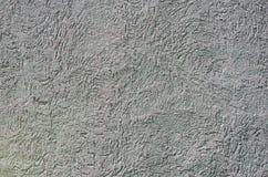 Cementmuur met uitgedreven textuur Royalty-vrije Stock Fotografie
