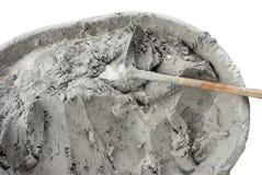 Cemento bagnato Immagini Stock Libere da Diritti