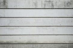 Cemento de la pared al aire libre Foto de archivo libre de regalías