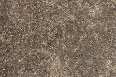 Cemento del pavimento Fotografia Stock