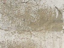 Cemento di lerciume Immagine Stock