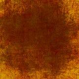 Cemento marrone del fondo di lerciume Fotografia Stock