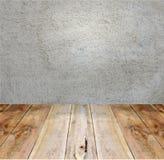 Cemento y piso grises claros Imagenes de archivo