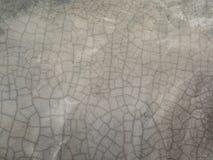Cementowa ścienna tekstura z narysami i pęknięciami obrazy stock