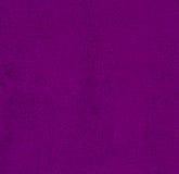 cementowa ściana malująca w purpury farbie Fotografia Royalty Free