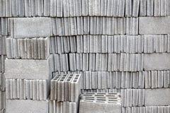 Cementowa blokowa tekstura Obraz Stock