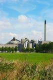 cementowa fabryka Fotografia Stock