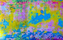 cementowa kamienia powierzchni tekstura wietrzejąca być ubranym Obrazy Stock