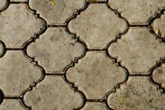 Cementowa podłoga Fotografia Royalty Free