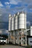cementowa produkcji Fotografia Stock