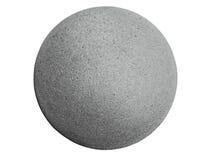 Cementowa sfera zdjęcia stock