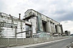 cementowa winda Zdjęcie Stock