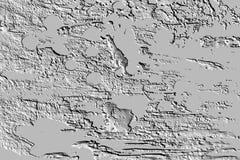 Cementowego ściana z cegieł abstrakcjonistyczna tekstura, budowa Zdjęcia Stock