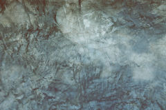 Cementowej betonowej szarej moździerz ściany grunge pęknięcia szorstka powierzchnia Zdjęcie Royalty Free