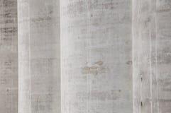 Cementowi silosy Fotografia Royalty Free