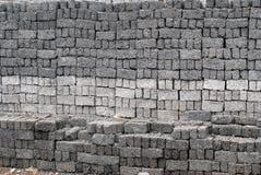 Cementowy blok Zdjęcie Royalty Free